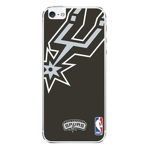 Imagem de Película Protetora - Sticker Back NBA - Iphone 5 5S SE San Antonio Spurs - SB92