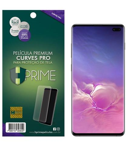 Imagem de Pelicula Samsung Galaxy S10 Plus HPrime - Curves PRO