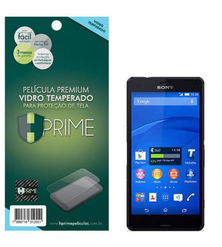 Imagem de Película Sony Xperia Z3 Compact Vidro Temperado Premium HPrime