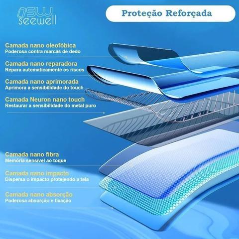 Imagem de Película Traseira Para Moto G100 + Película Frontal Hydrogel Hd