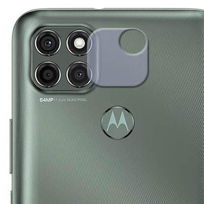 Imagem de Película Vidro Protege Lente Câmera Traseira Moto G9 Power