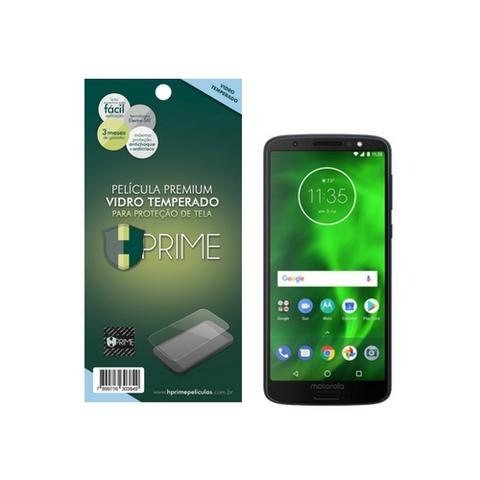 Imagem de Película Vidro Temperado Premium HPrime Motorola Moto G6 Play