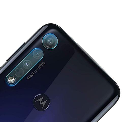 Imagem de Películas 3d Full, Pel. Câmera E Traseira Gel Moto G8 Plus