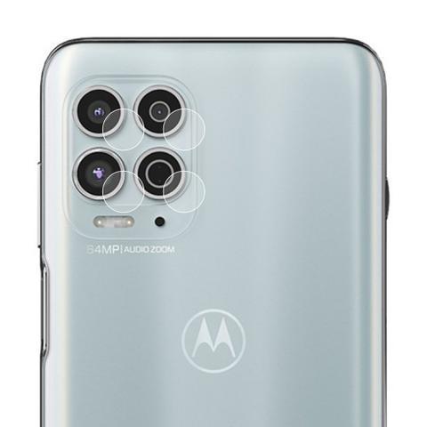 Imagem de Películas Gel Frente e Verso P/ Moto G100 5G + Pelíc Câmera