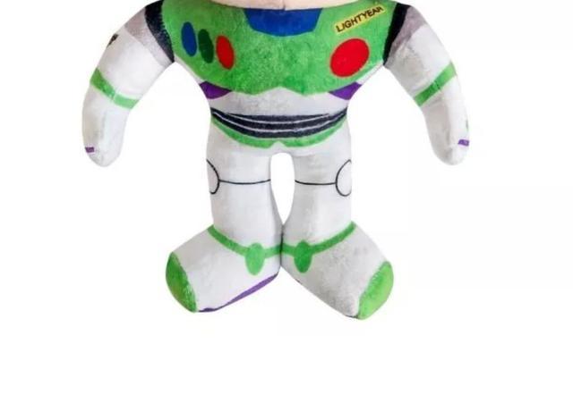 Imagem de Pelúcia 30 Cm Disney Pixar Toy Story 4 Buzz DTC