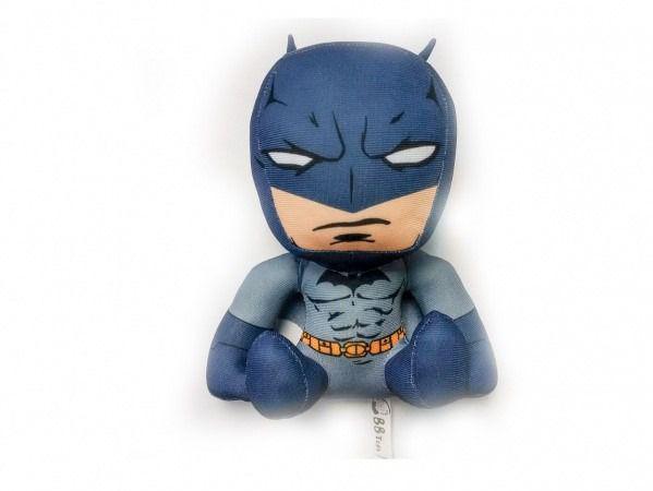 Imagem de Pelúcia Batman Super Hero Liga Da Justiça Dtc