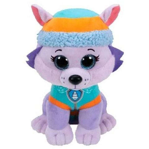 Imagem de Pelúcia Beanie Boos Ty Patrulha Canina Everest Dtc 4927 50cm