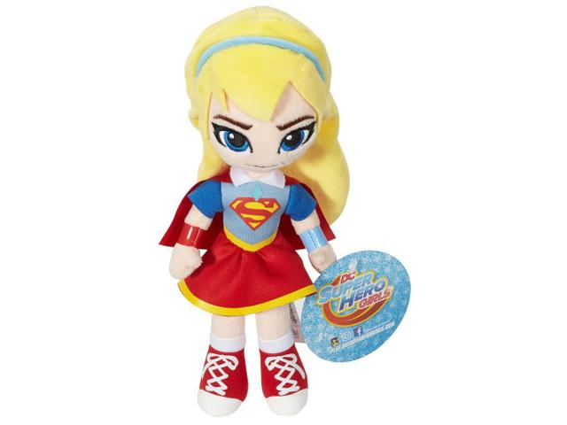Imagem de Pelúcia DC Super Hero Girls Supergirl