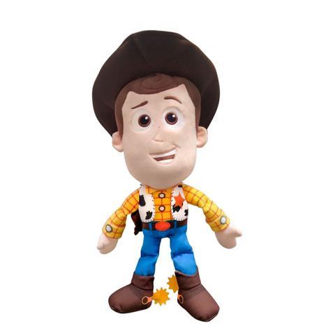Imagem de Pelúcia Disney Toy Story 4 Woody - DTC