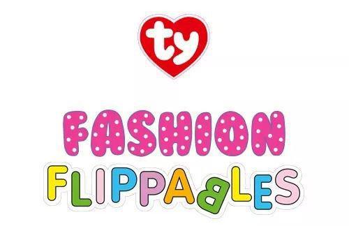 Imagem de Pelucia Ty Fashion Flippables Paete Payton M 22cm Dtc 5010