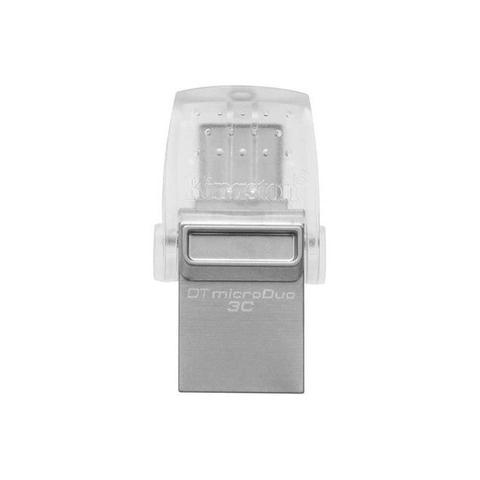 Pen Drive Kingston Microduo Otg 3.1 128gb - Dtduo3c