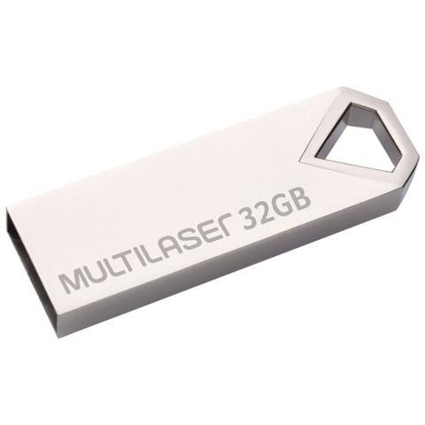 Pen Drive Multilaser Diamond 32gb - Pd851
