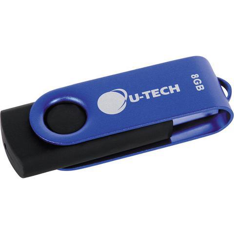Imagem de Pen Drive 8GB U-Tech