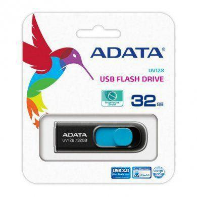 Pen Drive Adata Azul 32gb - Uv128