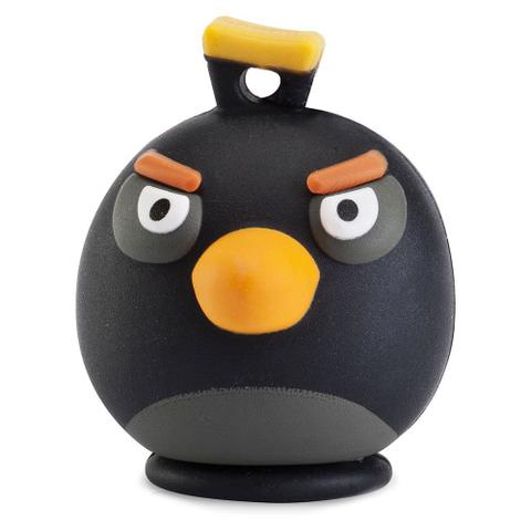 Pen Drive Emtec Angry Birds - Black Bird 8gb - Ecmmd8ga106