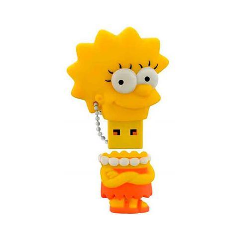 Pen Drive Multilaser Simpsons - Lisa 8gb - Pd072