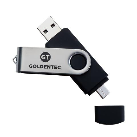 Pen Drive Goldentec Otg 32gb - Pog32