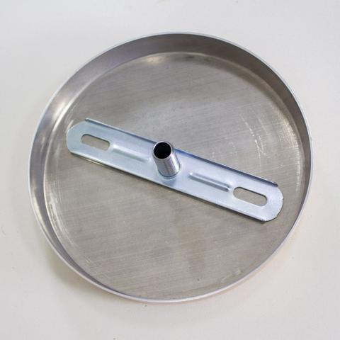 Imagem de Pendente Tubo Cilindro Alumínio 4x6cm E27 Cobre Escovado St458