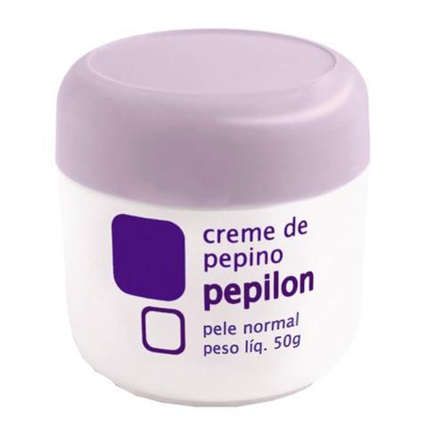 Imagem de Pepilon Creme Facial De Pepino Pele Normal 50g