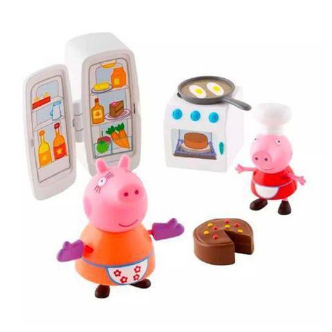 Imagem de Peppa Pig Cozinha Acampamento Suzy dtc