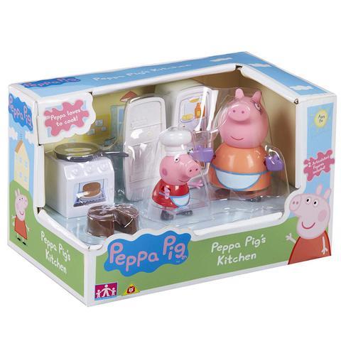 Imagem de Peppa Pig Hora de Comer COZINHA DTC 4204