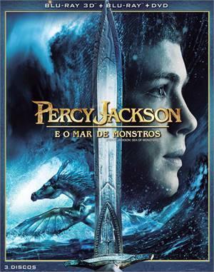 Imagem de Percy Jackson e o Mar de Monstros (Bd3d+Bd+Dvd)