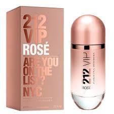 Imagem de Perfume 212 vip rosé 125ml edp feminino - carolina herrera