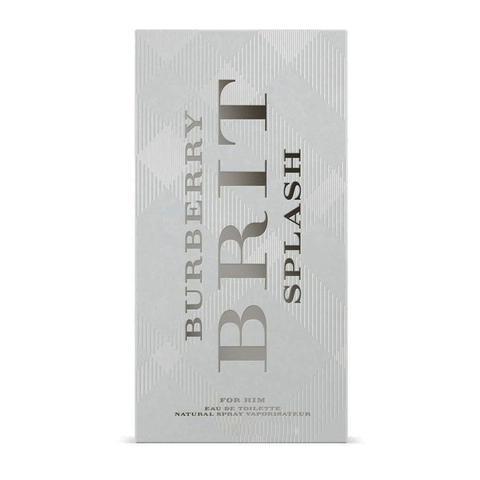 Imagem de Perfume Brit Splash Masculino Eau de Toilette 100ml - Burberry