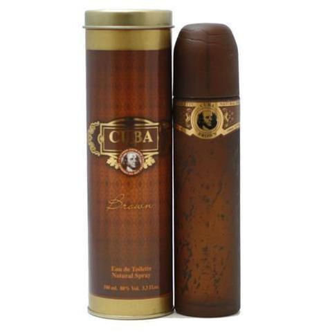Imagem de Perfume Cuba Brown Eau de Toilette Masculino 100ML