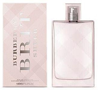 Imagem de Perfume Feminino Burberry Brit Sheer Eau de Toilette