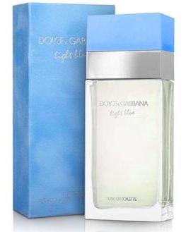 Imagem de Perfume Feminino Dolce  Gabbana Light Blue Eau de Toilette