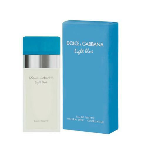 Imagem de Perfume Feminino Dolce  Gabbana Light Blue EDT - 100ml