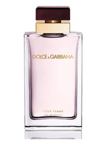 Imagem de Perfume Feminino Dolce  Gabbana pour Femme Eau de Parfum