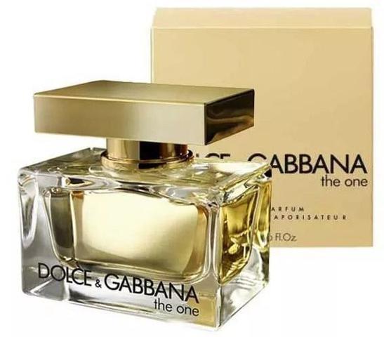 Imagem de Perfume Feminino Dolce  Gabbana The One Eau de Parfum