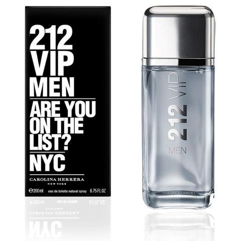 Imagem de Perfume Masculino 212 VIP Men Carolina Herrera Eau de Toilette 200ml