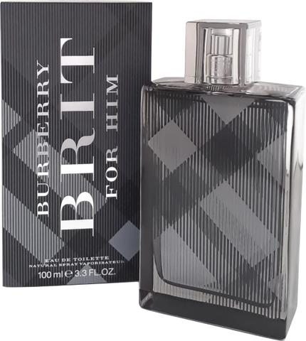 Imagem de Perfume Masculino Burberry Brit for Him Eau de Toilette