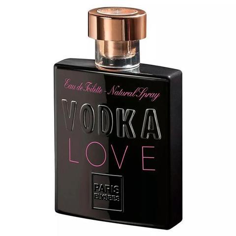 Imagem de Perfume Paris Elysees Vodka Love Eau De Toilette 100ml