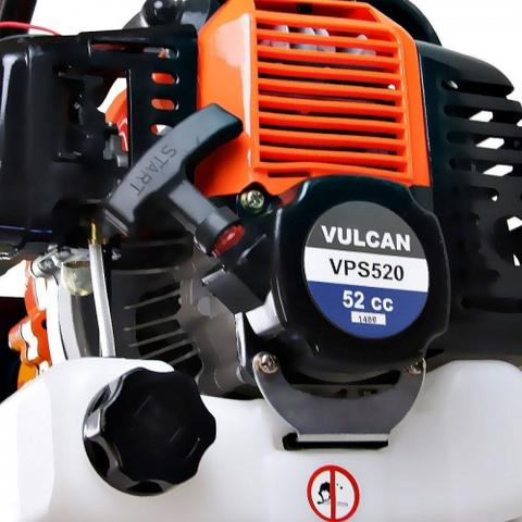 Imagem de Perfurador de Solo Vulcan Vps520 52cc 2t com Broca 80x20mm