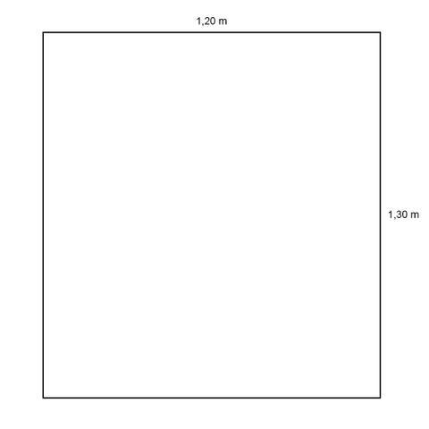 Imagem de Persiana Horizontal OFF - 1,20x1,30m - Bege