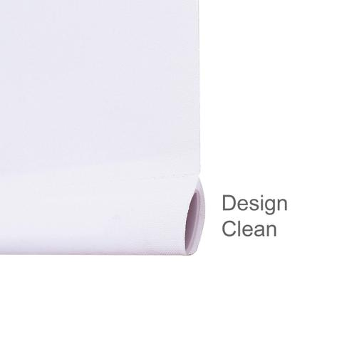 Imagem de Persiana Rolô Translúcida Isadora Design 1,40mx1,60m Branco