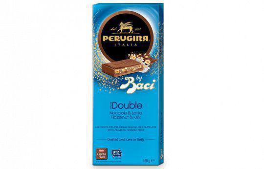 Imagem de Perugina by baci - chocolate ao leite com avelã double 150g