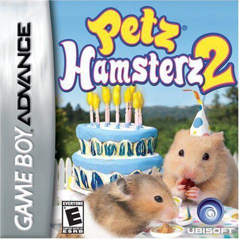 Jogo Petz Hamsterz 2 - Nds - Ubisoft