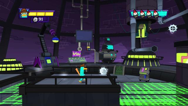 Imagem de Phineas and Ferb: Quest for Cool Stuff