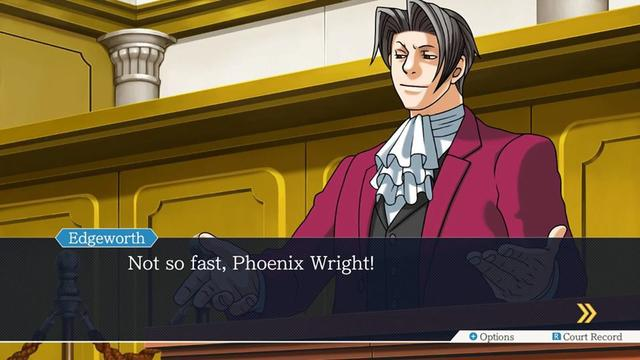 Imagem de Phoenix Wright Ace Attorney Trilogy