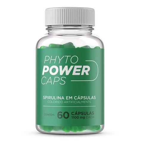 Imagem de Phyto Power Caps Original - 60 Cápsulas