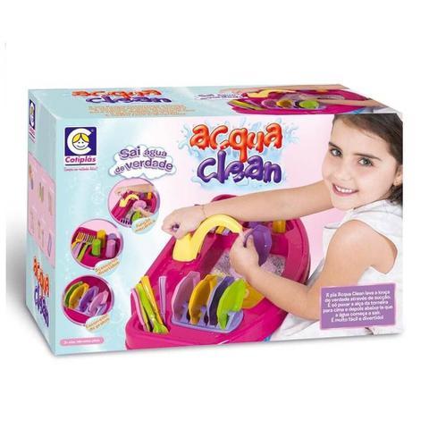 Imagem de Pia de Cozinha Infantil Aqua Clean - Cotiplás