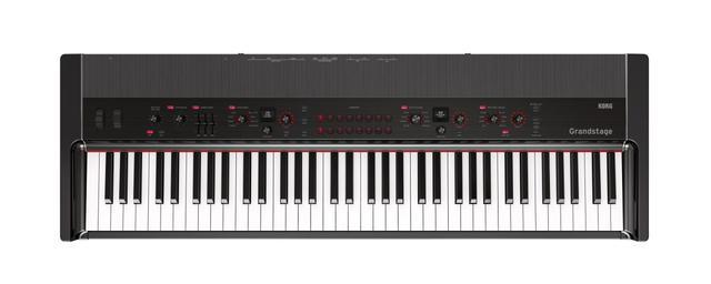 Imagem de Piano digital korg mod. grandstage gs1-73