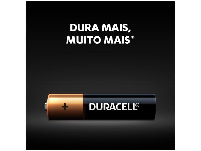 Imagem de Pilha Alcalina AAA Palito 5005756 Duracell
