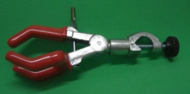 Imagem de Pinça com 3 dedos para Condensador com mufa