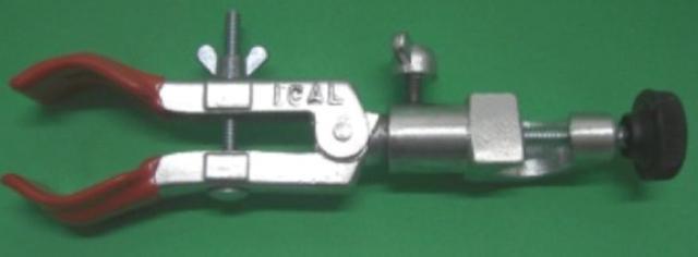 Imagem de Pinça para Condensador com mufa giratória